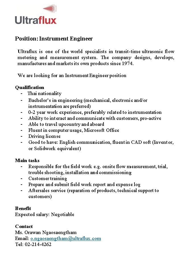 Instrument Engineer Revised1
